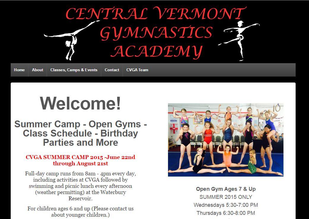 Central Vermont Gymnastics Academy